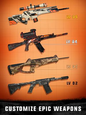 Sniper 3D Assassin Gun Shooter Apk Mod