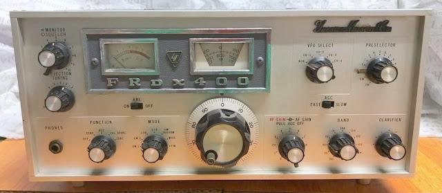 Yaesu FRdx-400 Receiver