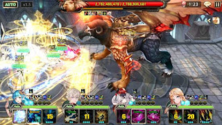 King's Raid v3.60.4 Mod Apk (God Mode) Terbaru! - ReddSoft