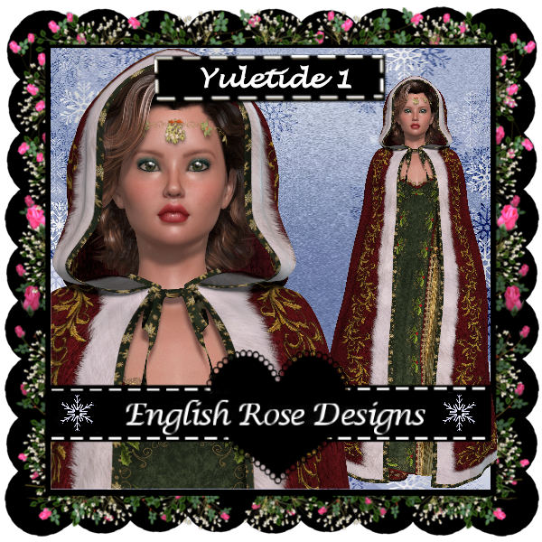 digi style designs digital scrapbooking store  new from english rose designs