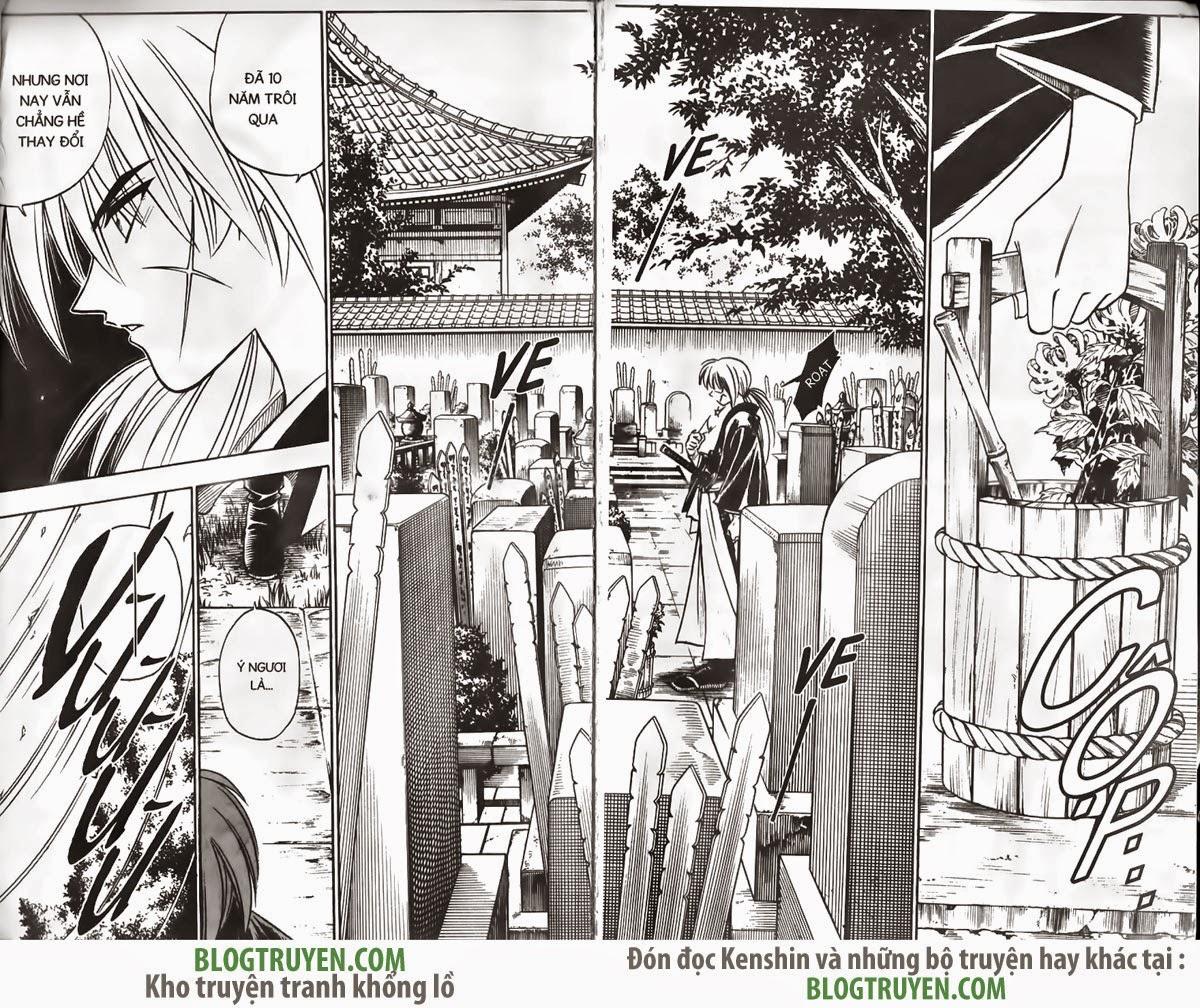 Rurouni Kenshin chap 149 trang 16