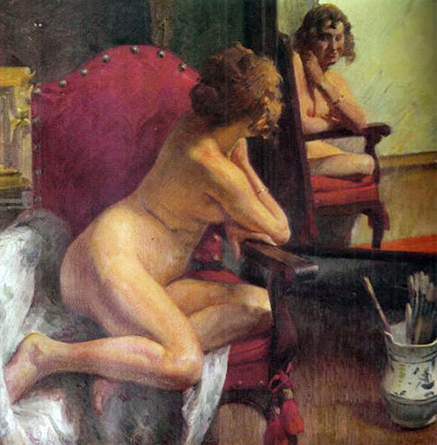 José Ramón Zaragoza, Artistic nude, The naked in the art, Il nude in arte, Fine art, Painter José Ramón Zaragoza