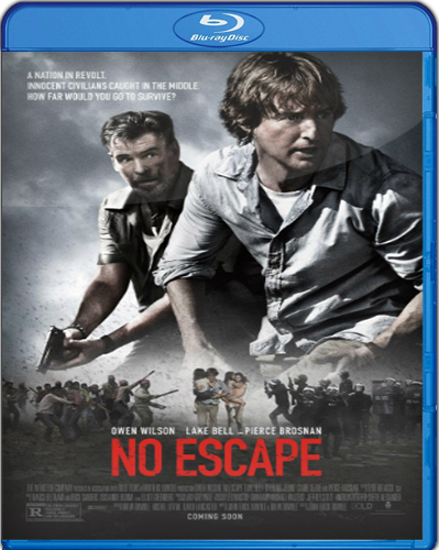 No Escape [BD25] [2015] [Latino]