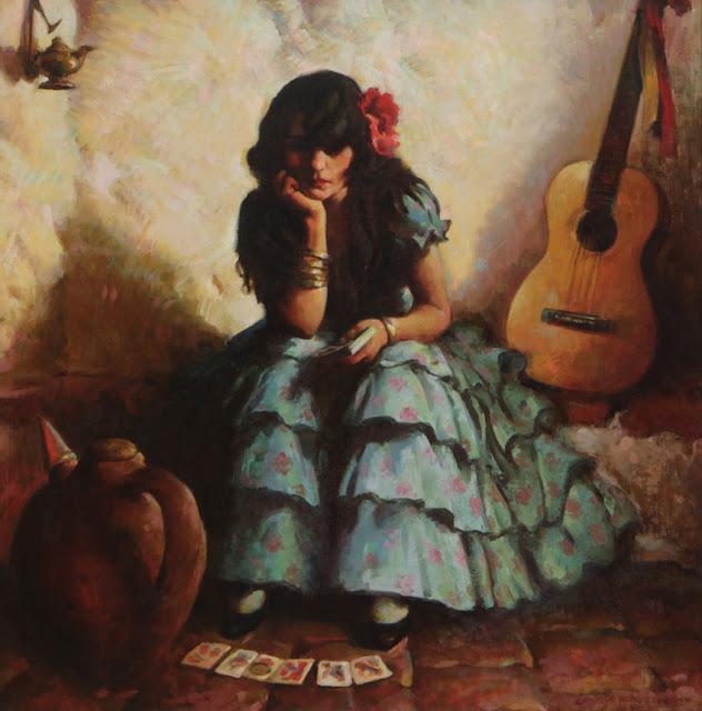 "Charles Percy Austin's ""La Buenaventura"" or The Martha Austin / Eustalia Soto Painting Mystery"