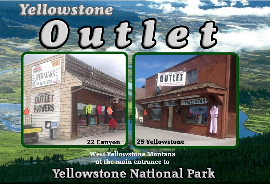 Yellowstone Outlet