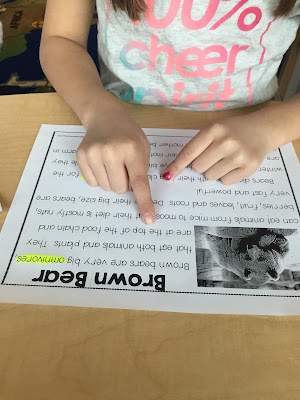 1st-3rd grade blog post on close reading. What is it and should I be doing it? Steps for implementing. Ideas for differentiation & guided reading. Close reading is a key component of the Common Core Standards. This reading and re-reading and analyzing of text leads to higher level thinking skills and a deeper level of reading comprehension. These are crucial concepts for growing readers. {first, second, third graders, balanced literacy, ELA}