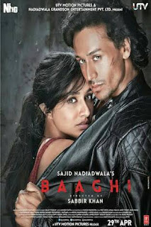 Download Film Baaghi (2016) Subtitle Indonesia Full Movie