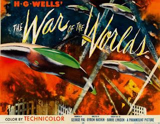 Película La Guerra de los Mundos - 1953