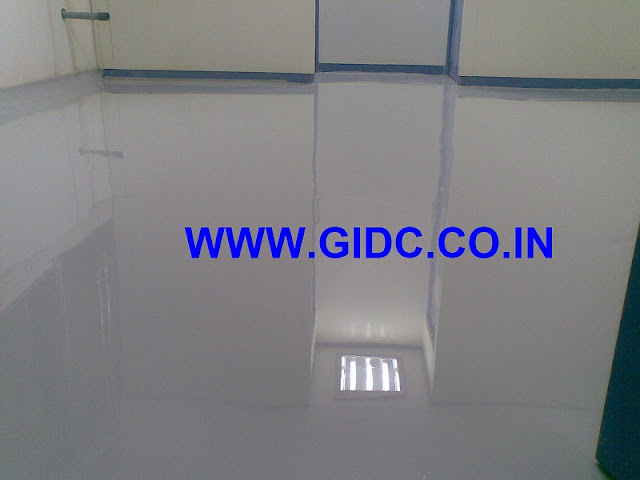 Epoxy Flooring in Vadodara