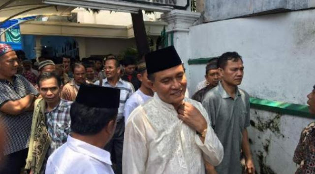 Yusril temui tokoh masyarakat Jakarta Utara terkait Pilkada DKI