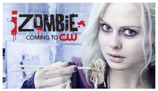 FREAK LIKE US: iZOMBIE, trailer de la nueva serie adaptada de un comic