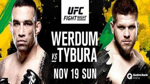 UFC Fight Night 121 19 November 2017 Full Episode Download