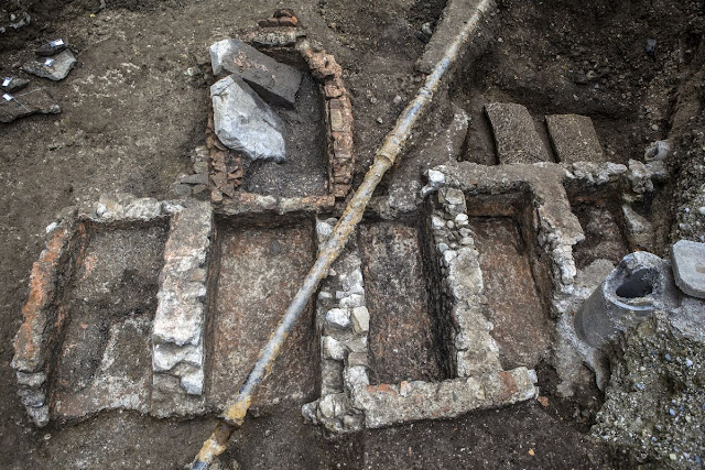Late Roman necropolis with more than 350 buried skeletons discovered in Slovenia