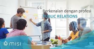 Training Public Relation Jakarta di Misi.id