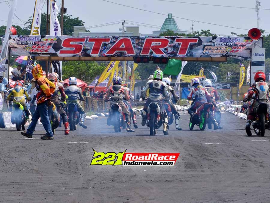 Road Race Jawa Tengah Memanas di Aspal Tawang Mas Minggu ini