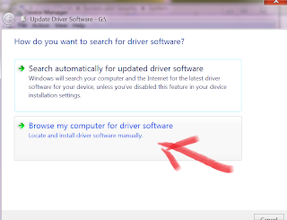 device manager untuk driver cross a20