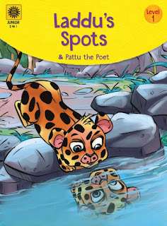 Laddu's Spots and Pattu the Poet