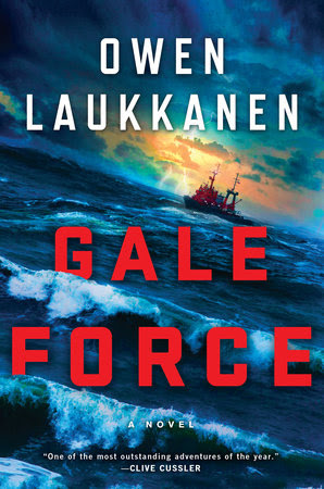 Gale Force by Owen Laukkanew