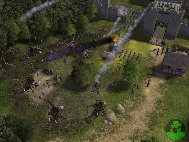 Stronghold 2 PC Full Version Gameplay 1