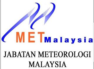Amaran cuaca buruk di Kelantan, Terengganu, Sabah dan Sarawak