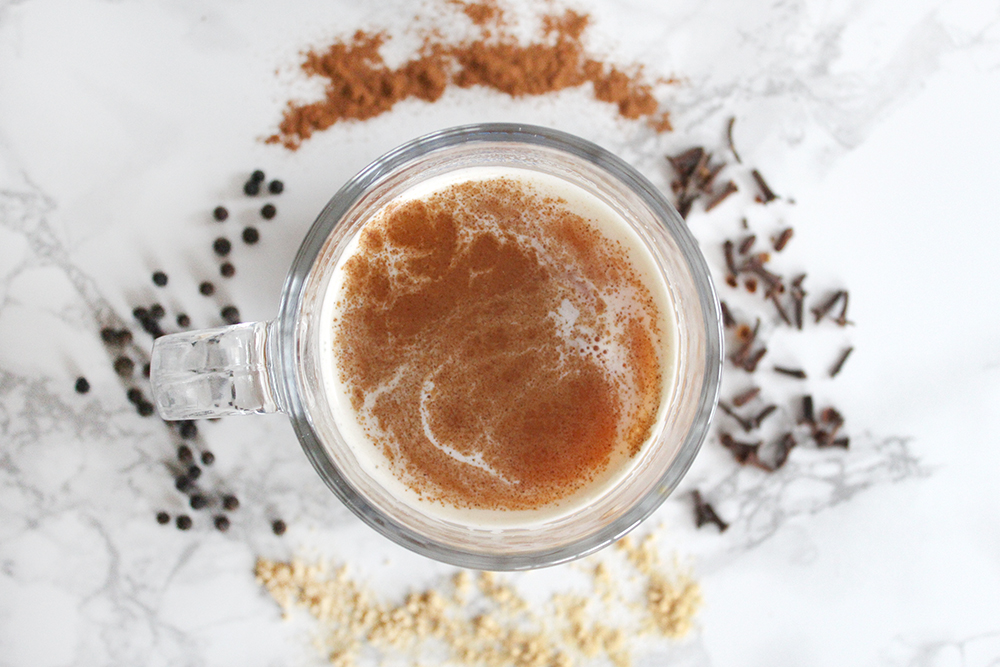 how to make a good chai latte