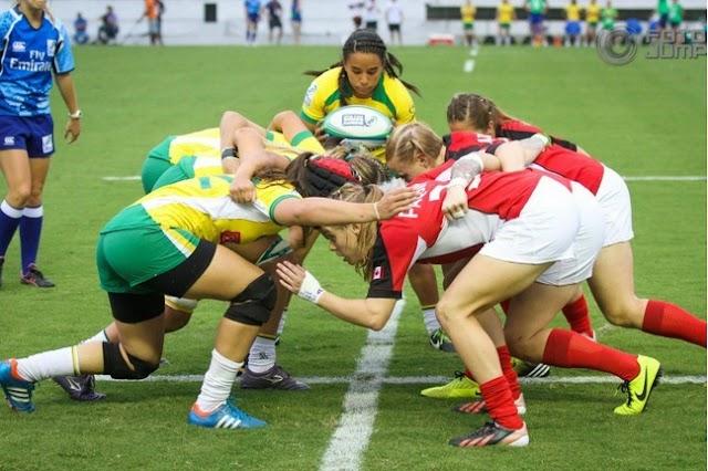 Aquecimento Olímpico: Rugby Sevens