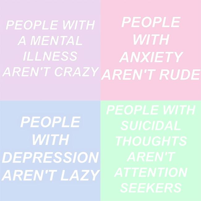 Mental Health Quotes: Y O O S A N C H U ♡