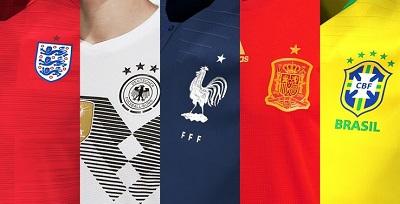 باك اطقم منتخبات محدث لكأس العالم 2018 لفيفا 16