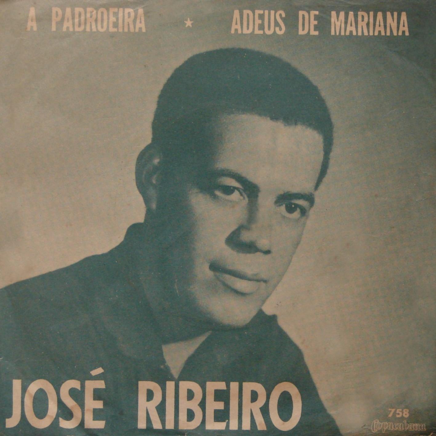 Jos Ribeiro  Compacto  1968  Brega Blog