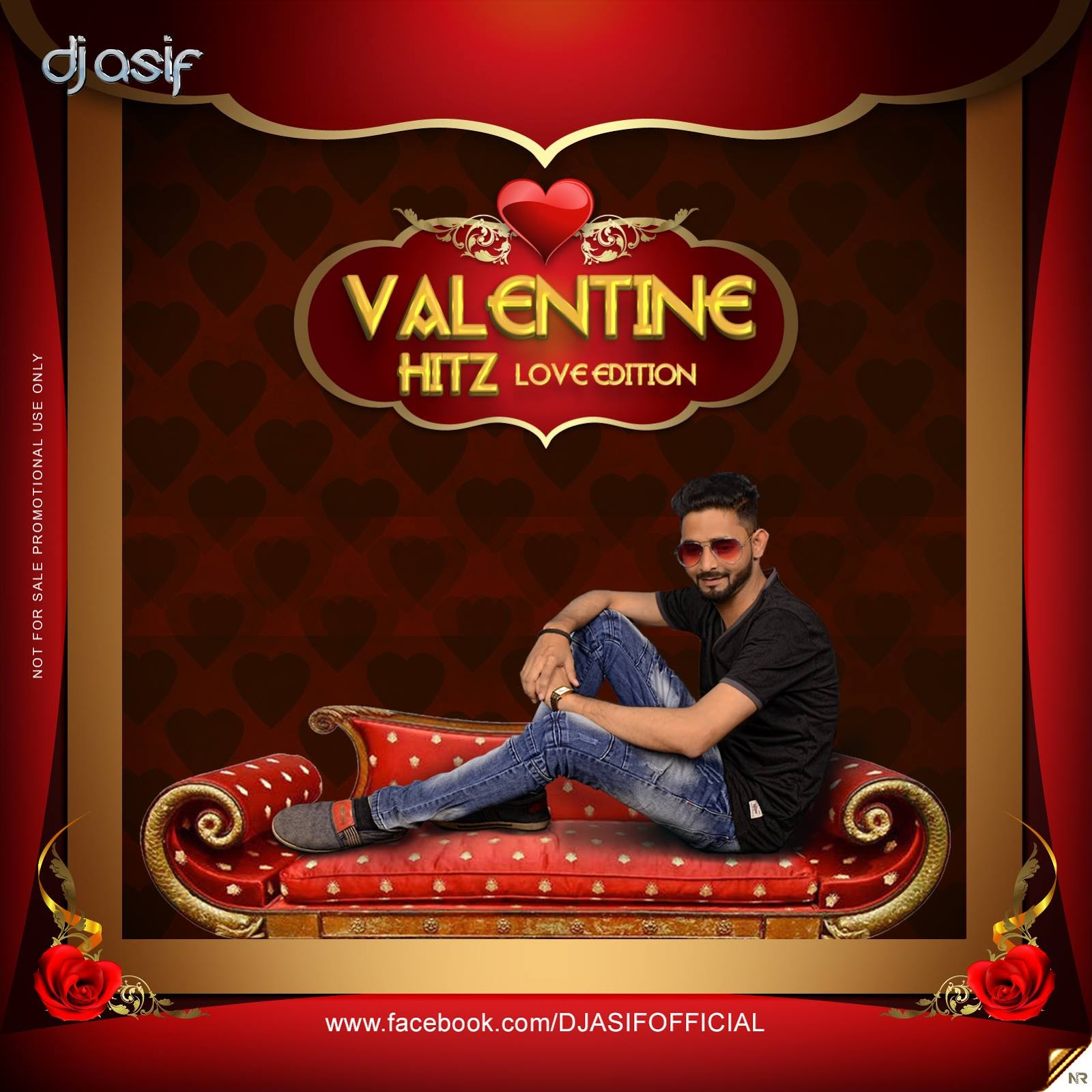 Bhagwa Rang Dj: Valentine Hitz 2017 (Love Edition) DJ Asif