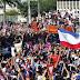 NORDESTE / Multidão tricolor recepciona Fortaleza e parte para a celebração do título da Série B