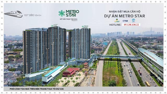 Dự Án Metro Star Nơi An Cư Lý Tưởng Tại Khu Đông Quận 9