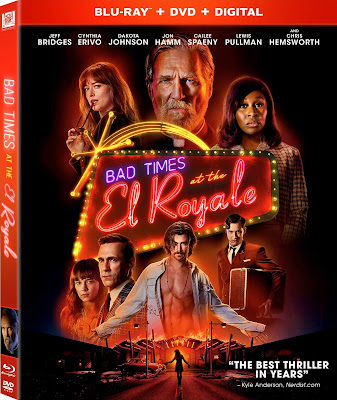 Bad Times at the El Royale 2018 Dual Audio ORG DD 5.1Ch 720p BRRip 1.3Gb