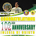 102th Anniversary of Iglesia ni Cristo!