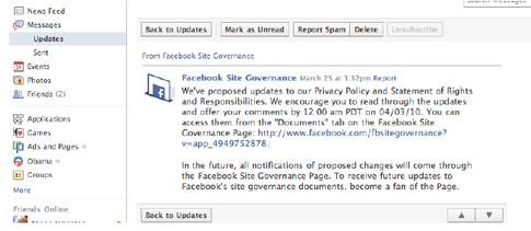 Об ошибках Facebook в обеспечении информационной безопасности