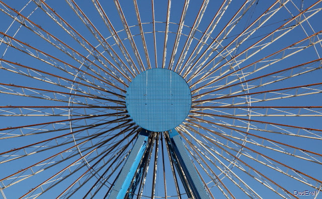 Grande Roue, place Bellecour, Lyon