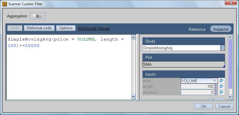 ttm squeeze thinkscript code