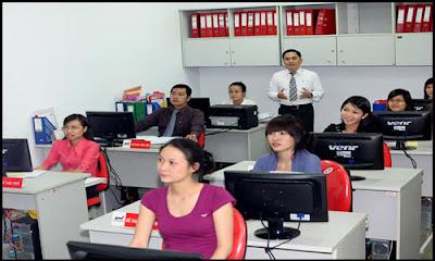 Lớp học kế toán online có giáo viên giỏi