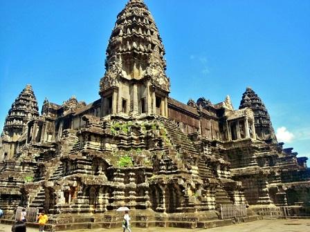 Sejarah Raja Jawa Yang Menjadi Raja Di Kamboja