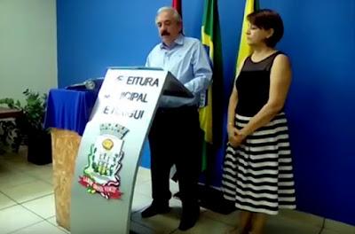 Pedro Bernabé prefeito cassado de Birigui - Blog do Asno
