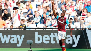 VIDEO: West Ham United's Michail Antonio 'Can't Believe' His Rise From Non-League to Premier League