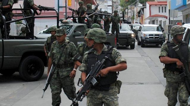 Militares podrán entrar a catear domicilios e intervenir comunicaciones civiles, aprobó PRI, PAN, Verde y Panal