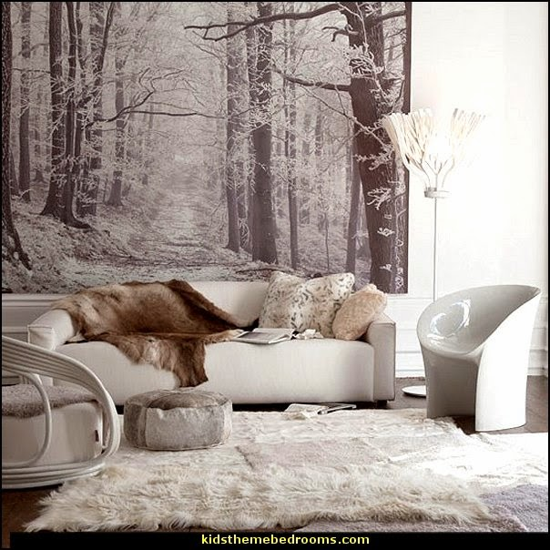 Modern rustic decorating - Modern rustic decor - modern contemporary rustic style nature-inspired furniture - modern rustic baby bedrooms - wooden wall art - rustic modern baby nursery