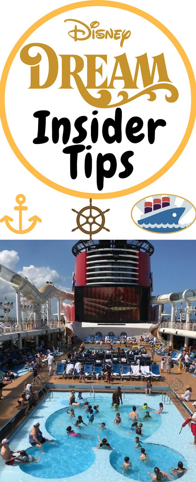 When Tara Met Blog Insider Tips Amp Secrets For The Disney Dream Cruise