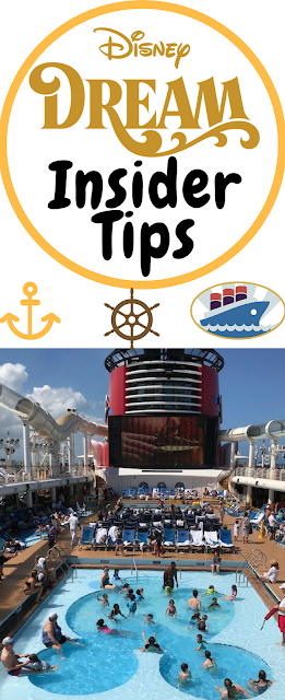 Insider tips and secrets for the Disney Dream cruise line ship