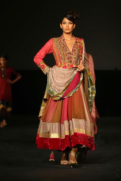 manish malhotra collection chivas anarkali glamorous studio most bridal dress indian