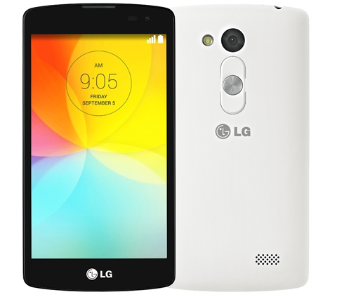 LG L Fino: Specs, Price and Availability