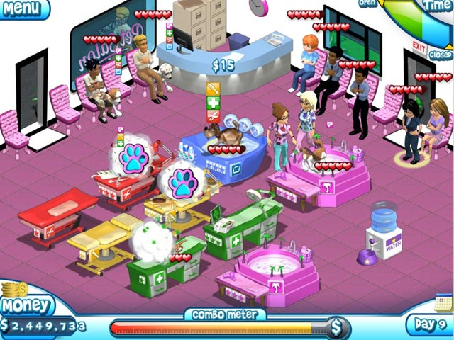 Paradise Pet Salon Download