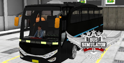 Offline ways to change paintwork and horn in the Bus Simulator Indonesia Game