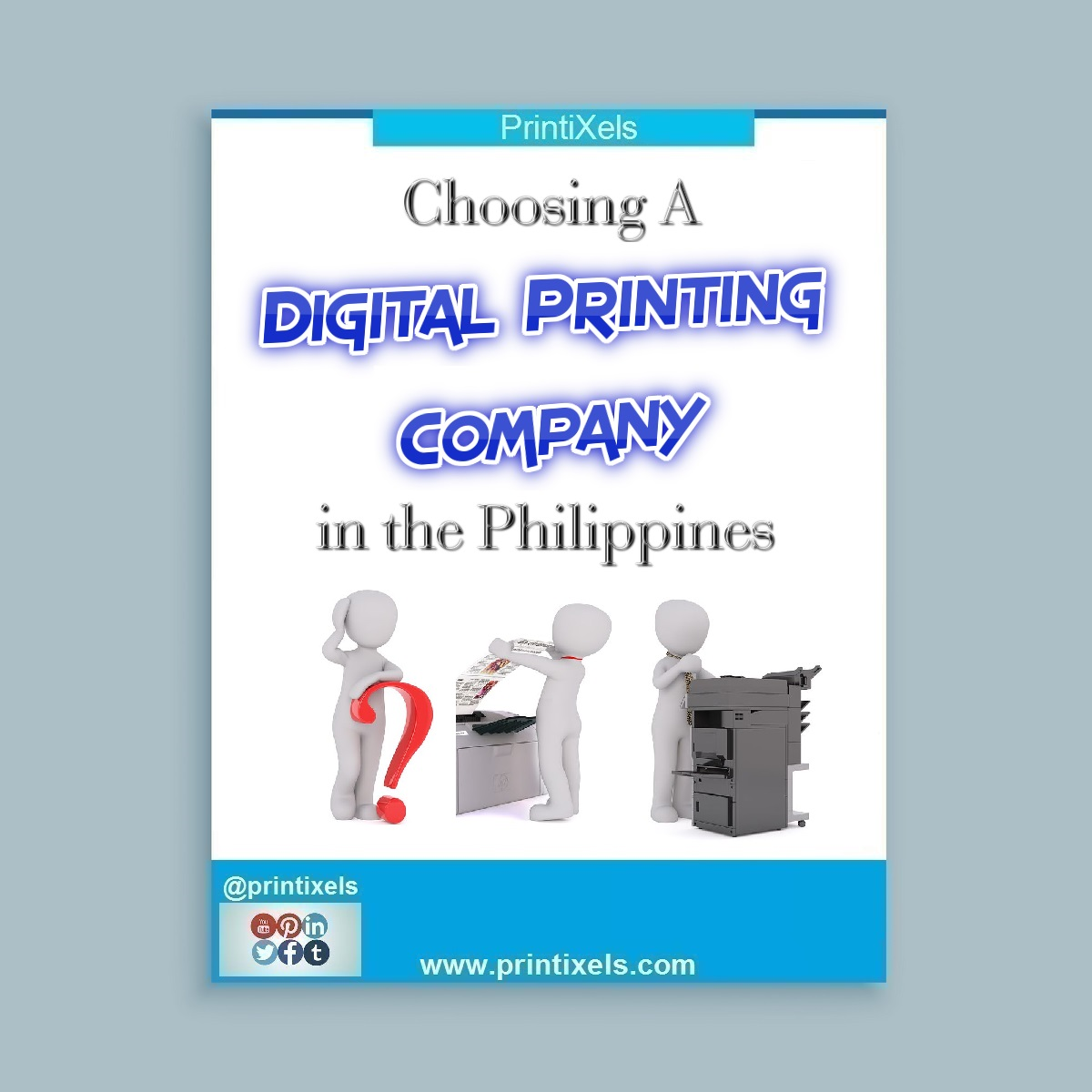Choosing A Digital Printing Company in the Philippines